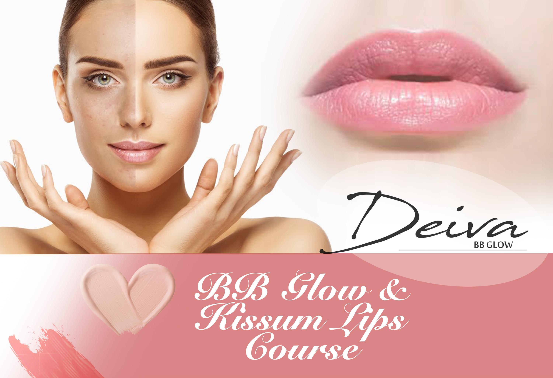 BB Glow & Kissum Lip Course
