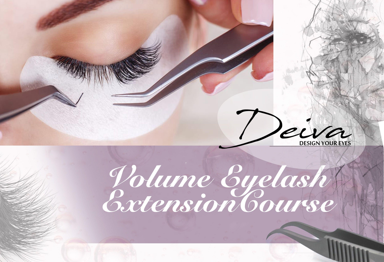 Volume Eyelash Course