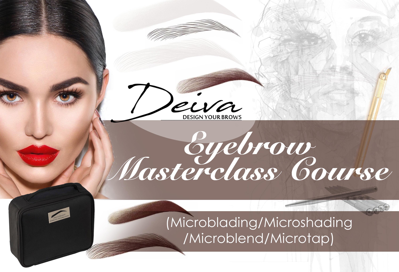 Eyebrow Micropigmentation Masterclass Course