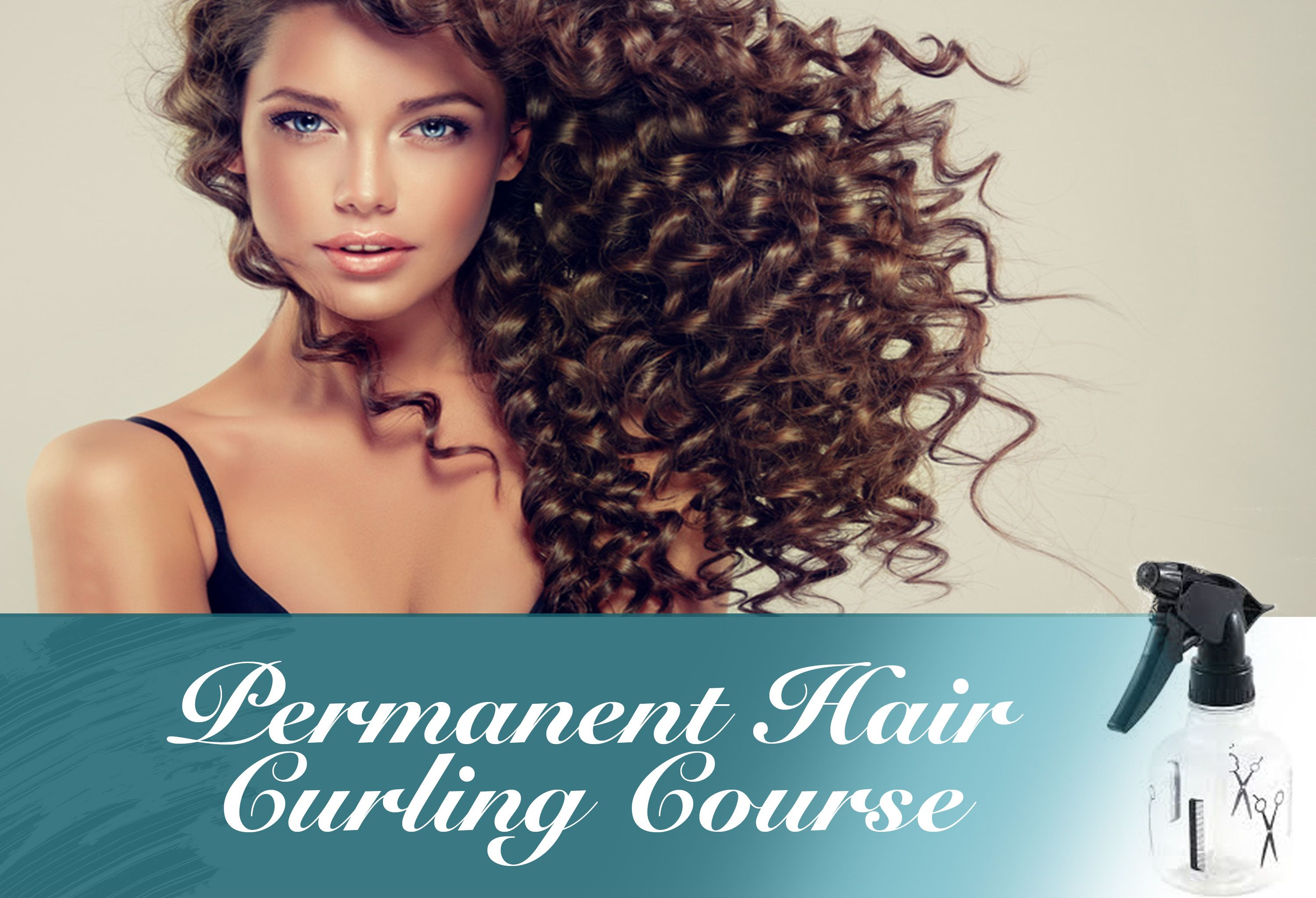 Permanent hair Curling Course