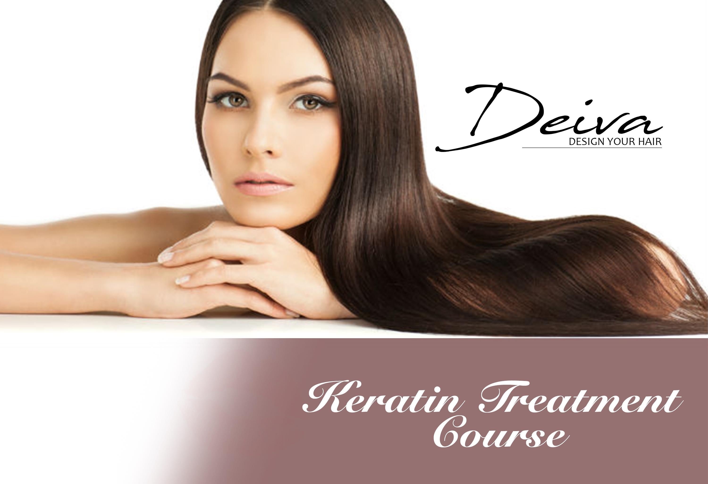 Keratin Treatment Course